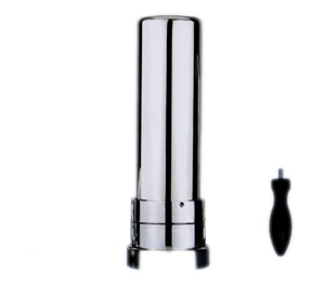 Stainless steel water filter jpg