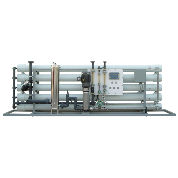 144,000 GPD reverse osmosis system