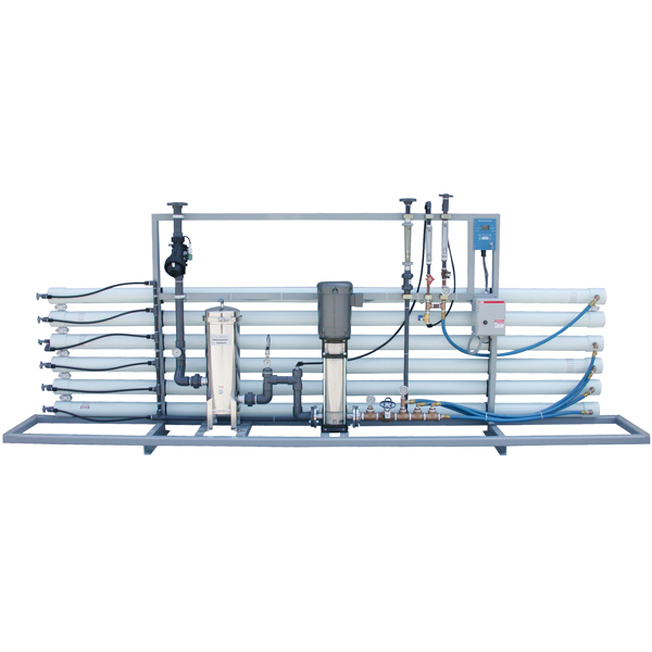 43,00 GPD commercial reverse osmosis sytem