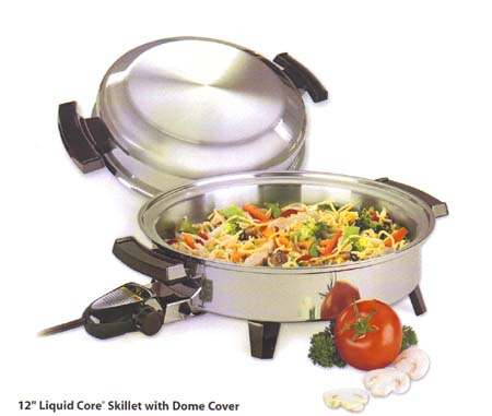 Click here for larger image of American Royalty electric skillet