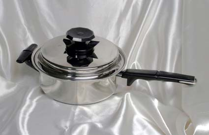2 quart waterless cookware
