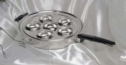 6 poacher and pan for waterless cookware images