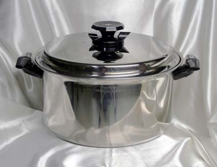 8 quart waterless cookware