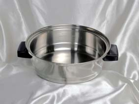 waterless cookware double boiler