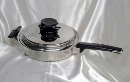 1.5 saucepan and cover waterless cookware image