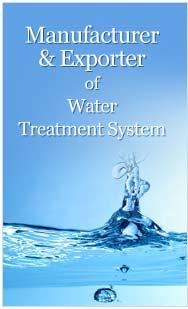 exporter of water filters