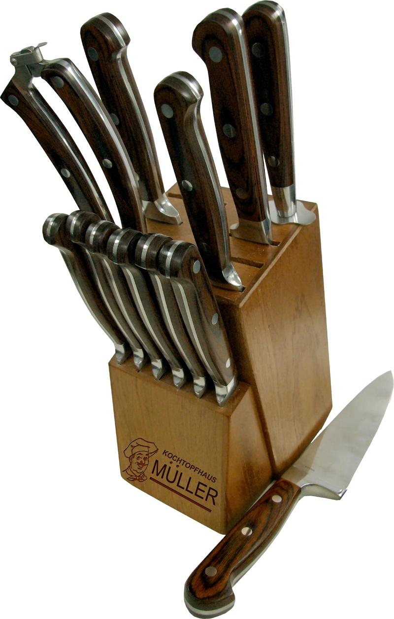 cutlery belkraftusa muller knives and block